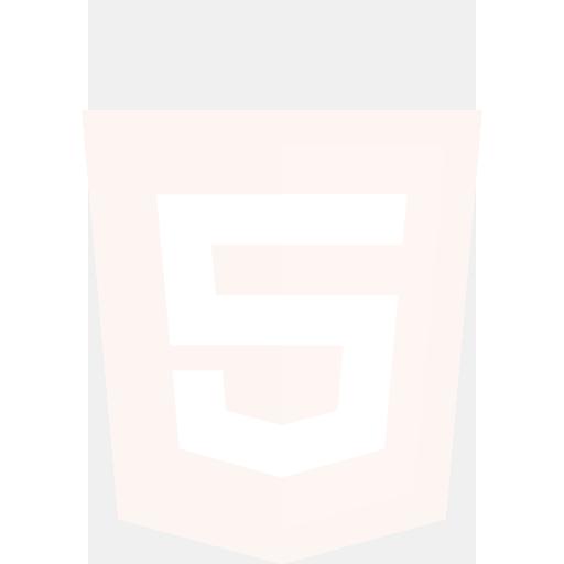 html 5 white