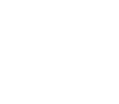 v logo white