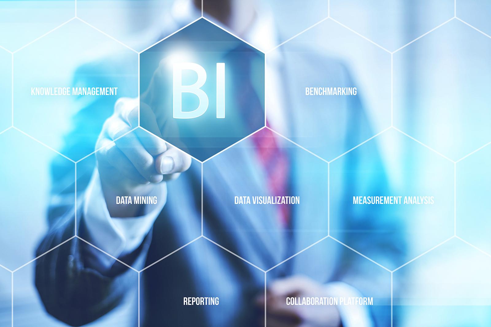 BI Solutions data analysis