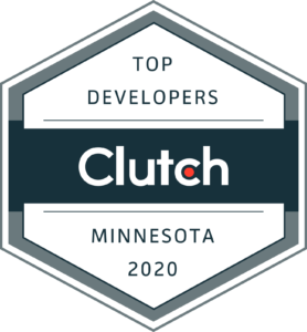 top developers Clutch Minnesota 2020